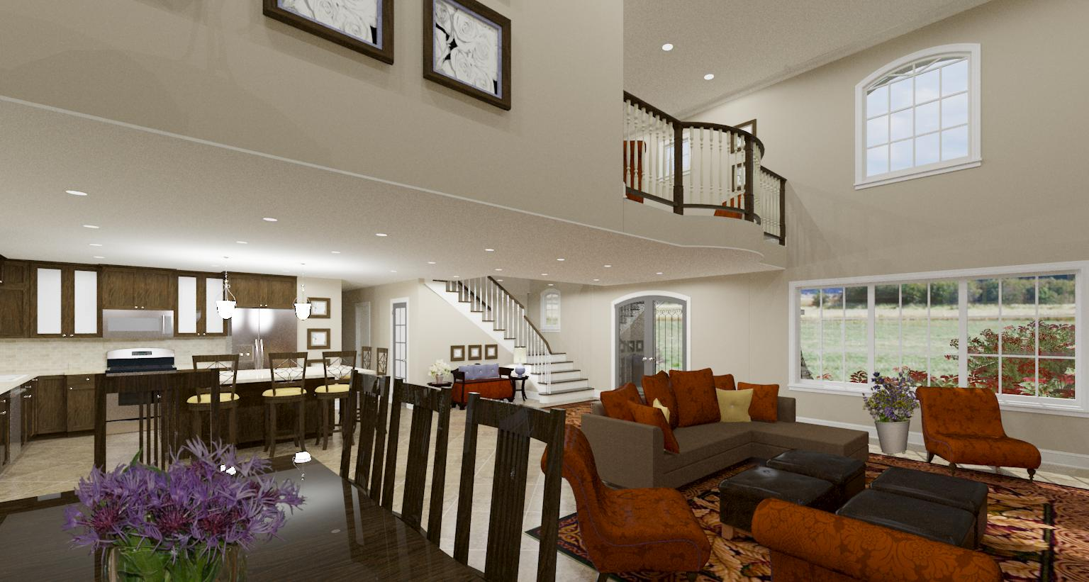 2nd Story San Diego 3D Modeling